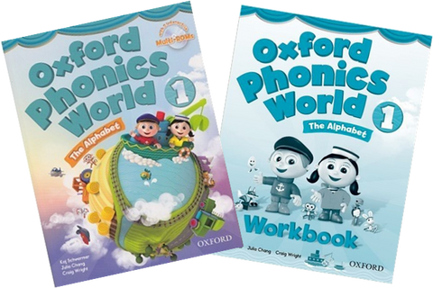 Oxford Phonics World 1 (The Alphabet) - Download