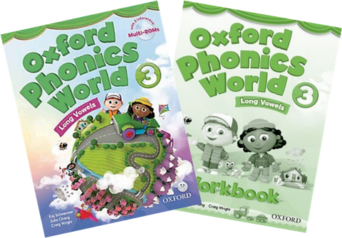 Oxford Phonics World 3 (Long Vowels) - Download