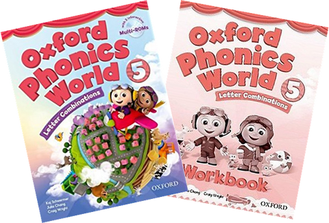 Oxford Phonics World 5 (Letter Combinations) - Download