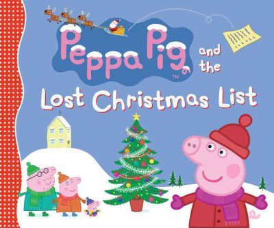 Peppa Pig and the Lost Christmas List (Story Book) - Download