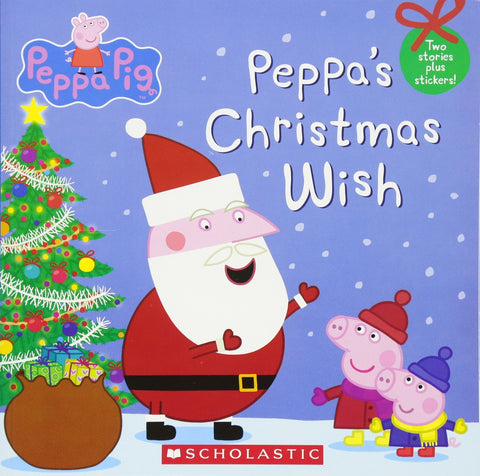 Peppa's Christmas Wish (Story Book) - Download