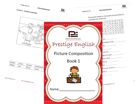 Picture Composition - Book 1 - Download