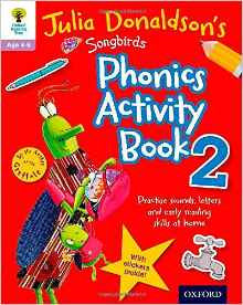Songbirds Phonics Activity Book 2 (Oxford Reading Tree) - Download
