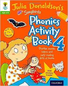 Songbirds Phonics Activity Book 4 (Oxford Reading Tree) - Download