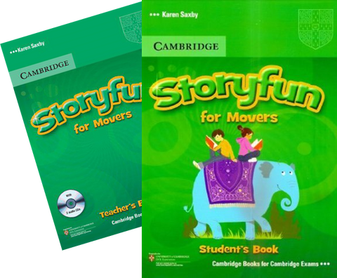Storyfun for Movers (Cambridge English) YLE - Download