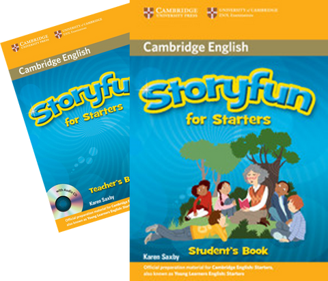 Storyfun for Starters (Cambridge English) YLE - Download