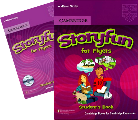 Storyfun for Flyers (Cambridge English) YLE - Download