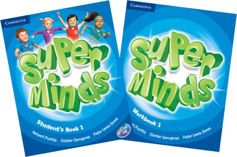 Super Minds 1 - Download