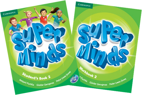 Super Minds 2 - Download