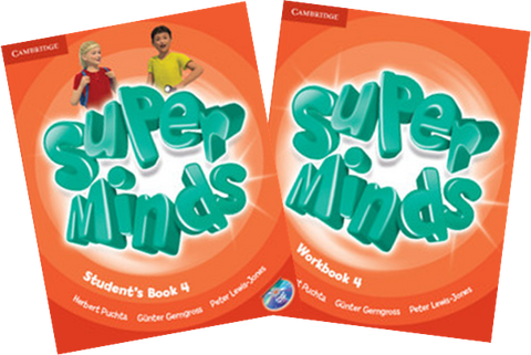 Super Minds 4 - Download