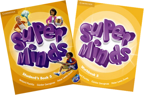 Super Minds 5 - Download