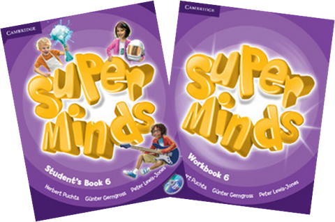 Super Minds 6 - Download