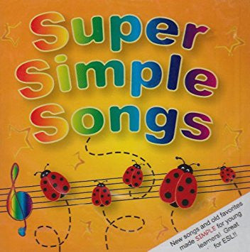 Super Simple Songs (1) - CD - Download