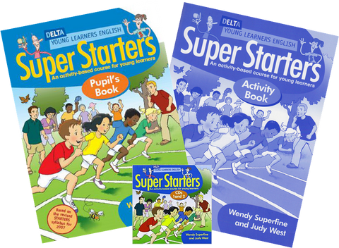 Super Starters | Delta Young Learners - Download