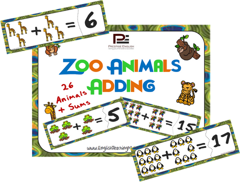 Zoo Animals Adding - Download