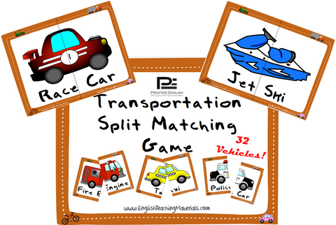 Transportation Split Game - Download