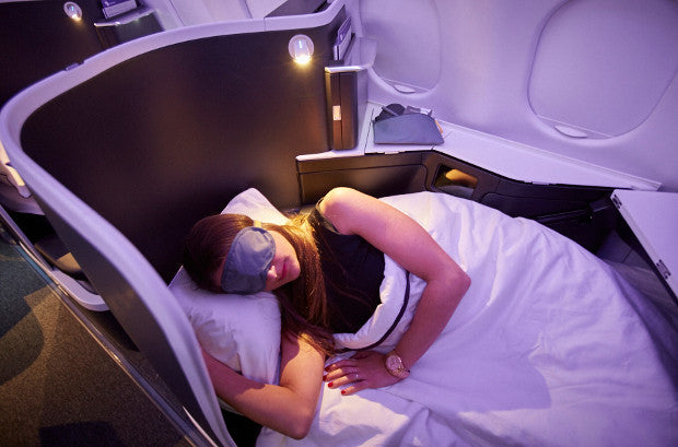 10 ways to get a FREE flight upgrade