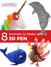8 Animals to Make with a 3D Pen