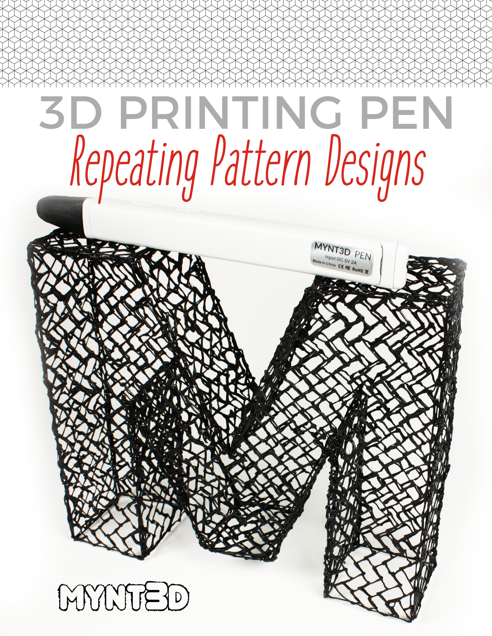 Design Patterns To Draw In 3d Mynt3d