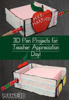 DIY Teacher Gifts using a 3D Pen