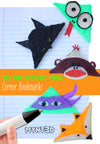 5 Corner Bookmark Designs to make with a 3D Pen