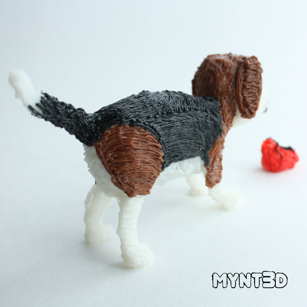 Best gift for dog lovers! Make your own dog replica or figurine of your favorite dog with the MYNT3d printing pen. Customize all the features and get the full instructions with free template and video tutorial from MYNT3D.com projects page