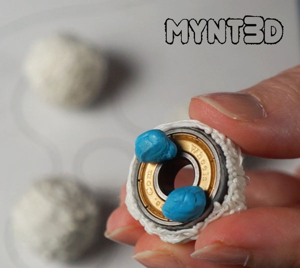 Learn tips, tricks and safety procedures for making DIY fidget spinners with the MYNT3D printing pen