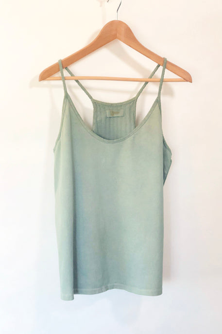 Lavender & Chamomile Dyed PJ Cami