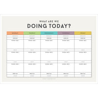 Home School Timetable Template FREE