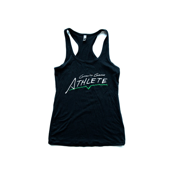 I am an Athlete tank