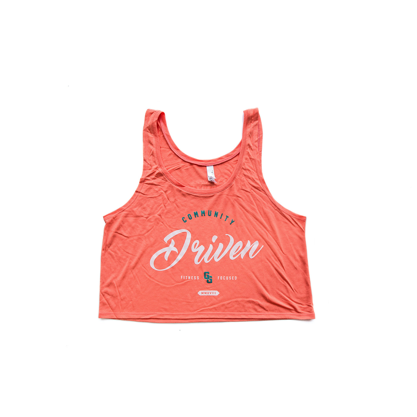 Community Driven Crop Top