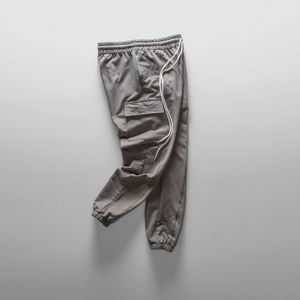 Pleated Sweat Joggers // Olive