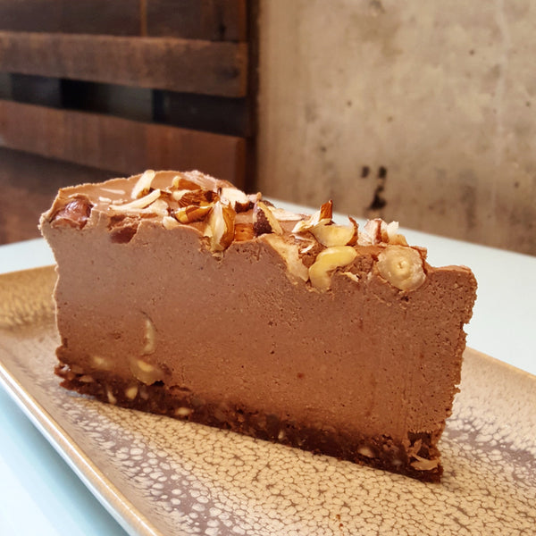Chocolate Hazelnut - Raw Trader Cafe