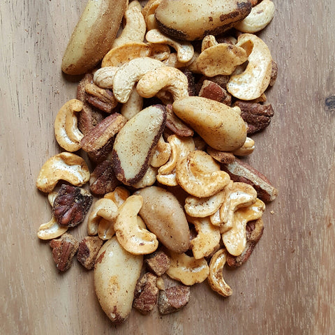 Cajun Nuts - Raw Trader Cafe