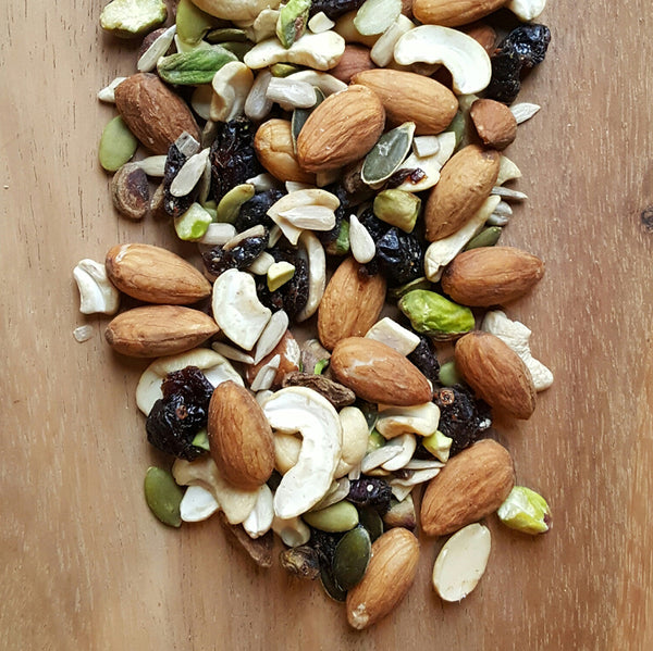 Calming Fruit & Nut Mix - Raw Trader Cafe - 1