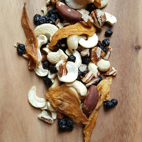 Energiser Fruit & Nut Mix - Raw Trader Cafe - 1