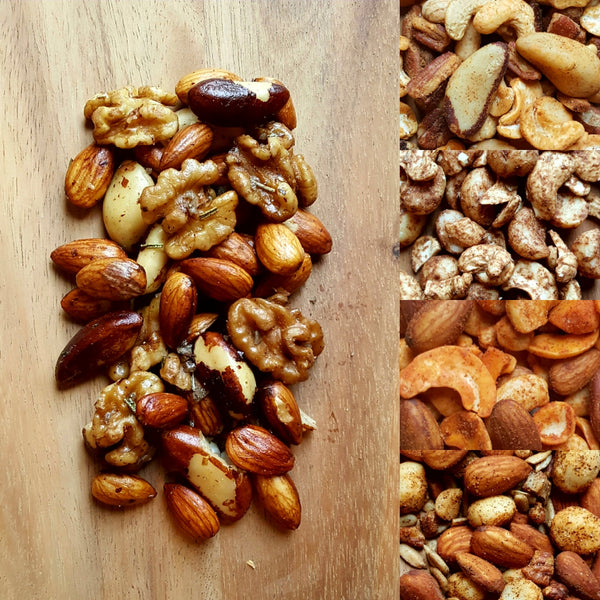 Mixed Nuts Snack Packs