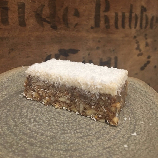 Lemon Slice Cake - Raw Trader Cafe