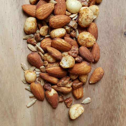 Mexican Nuts - Raw Trader Cafe
