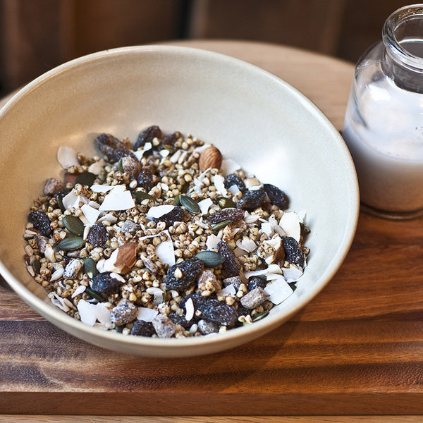 House Blend Granola - Raw Trader Cafe - 1