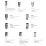 SMOK TFV4 Replacement Coils (5 pack)