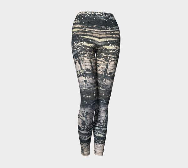 Muse Painting Yoga Leggings