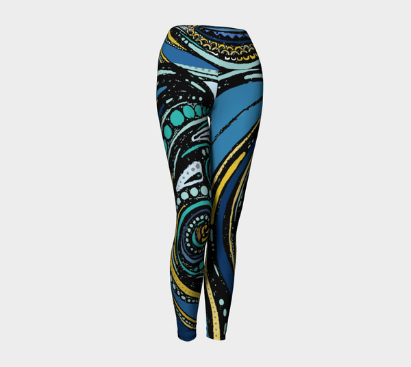 Wave Yoga Legging