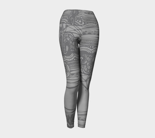 Life Grey Yoga Leggings