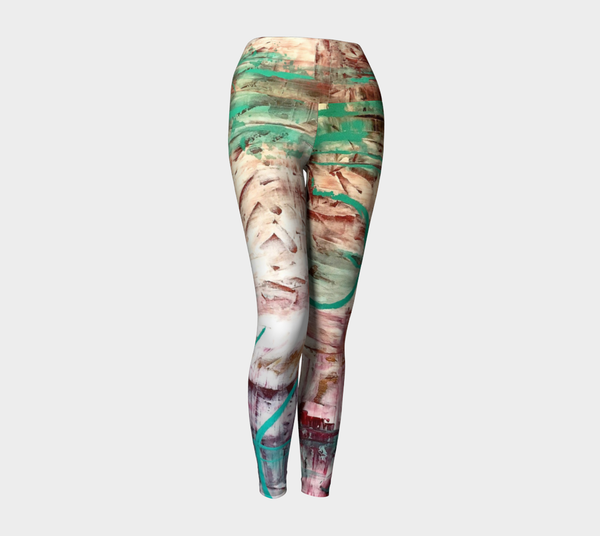 Paths Yoga Leggings