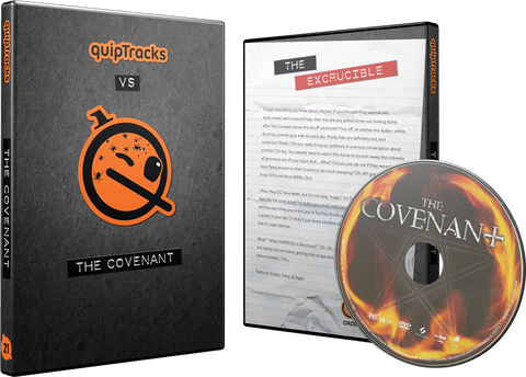 Covenant, The DVD w/ Custom Case