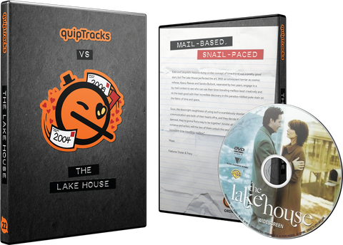 Lake House, The DVD w/ Custom Case