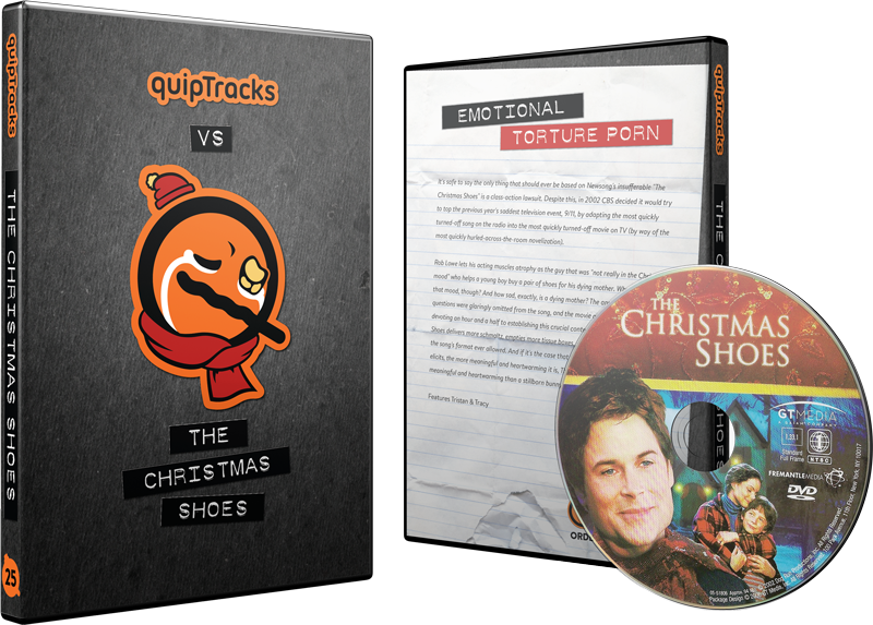 Christmas Shoes, The DVD w/ Custom Case