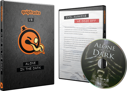 Alone in the Dark DVD w/ Custom Case