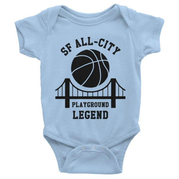 Baby Playground Legend Onesie